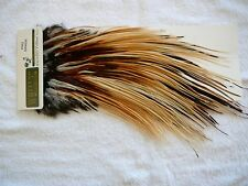 """""""Whiting"""" Pro Saddle ..Fly Tying, Flies, Feather. Craft. Fly fishing, Tinsel, Y"""