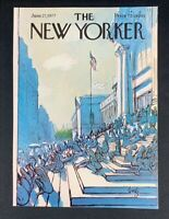 COVER ONLY ~ The New Yorker Magazine, June 27, 1977 ~ Arthur Getz