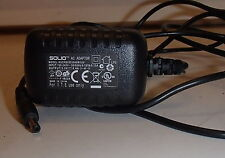Solio AC Adapter Cord Plug KSCFB0550040W1UV Solar Cell Charger