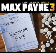 MAX PAYNE 3 ROCKSTAR PASS DLC - Steam chiave key Gioco PC Game - ITALIANO - ROW