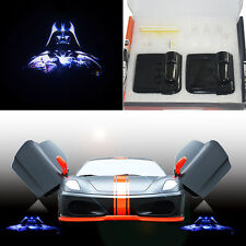 Star Wars Darth Vader Wireless Car door LED logo projection welcome ghost light