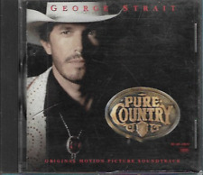 Pure Country by George Strait (CD, Sep-1992, Geffen)