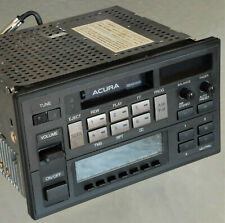 New listing Acura Legend Oem Am/Fm Radio Stereo Cassette Player W Eq - 1988 89 90 - As-Is