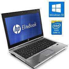"""NOTEBOOK NETBOOK PORTATILE 12,5"""" RICONDIZIONATO HP 2570P QUAD CORE i5 4GB 320GB"""