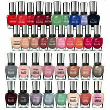 Lot of (20) Sally Hansen The Complete Manicure NAIL POLISH COLOR - No Repeats!