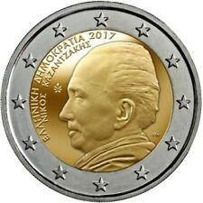 2 Euro Greece 2017 Nikos Kazantzakis - UNC