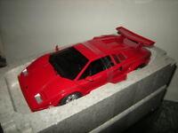 1:18 Autoart Lamborghini Countach 25th Anniversary Edition Red/Rot Nr. 74534 OVP