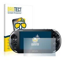 2x Film Protection Mat pour Sony Playstation Vita Protecteur Ecran