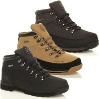 MENS SAFETY WORK BOOTS GROUNDWORK GR77 STEEL TOE CAP HIKING LACE UP ANTI SLIP