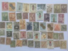 50 différents portugais Inde Stamp collection