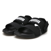 New Puma Leadcat LYM Lite 37073301 - Black, Sport Sandal Shoes Slipper Slides