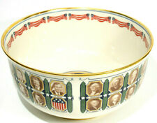 The Presidential Bowl #1974 of 5000 Us Historical Society 1993 Rare Collector