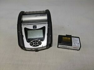 Zebra QLn320 Mobile Direct Thermal Label Printer w/ Battery No Charger