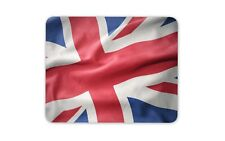 Union Jack Flag Mouse Mat Pad - Great Britain British UK Computer Gift #15244