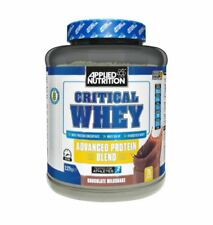 Applied Nutrition Critical Whey Protein 30 servings 900g FREE P&P