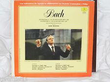 DEUTSCHE GRAMMOPHON - BACH  - 1986 - DISCO 33 GIRI VINILE - OUVERTURE 1/2 BWV