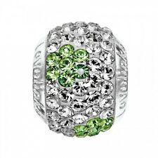 Genuine Lovelinks Sterling Silver and Crystal 11831508-24