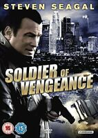 Soldier Of Vengeance [DVD][Region 2]