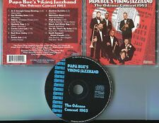 Papa Bue's Viking Jazzband cd THE ODENSE CONCERT 1963 © 2000 Denmark Storyville