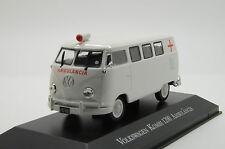 RARE !! VW VolksWagen Kombi 1200 Ambulance Ambulancia 1/43