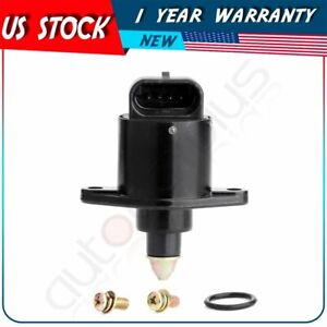 2H1092 Idle Air Control Valve For Jeep Wrangler Base Sport 1997
