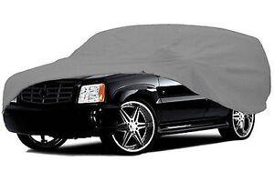 CHEVROLET TRAILBLAZER EXT 2002 2003 2004 SUV CAR COVER