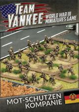 East German Mot-Schutzen Kompanie (73 figures) Battlefront Miniatures