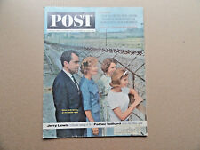 Saturday Evening Post Magazine October 12 1963 Complete