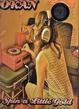 budokan spin a little gold lp gold vinyl w/press info