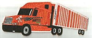 Schneider National jacket size truck driver patch 4-1/4 X 11