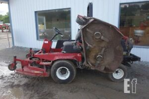 Toro Groundsmaster 4000D Batwing 11 ft Rotary Lawn Mower WAM 4 Wheel Drive