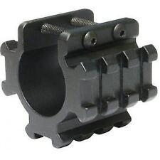 """LaserMax Rail Mount Adapter for 1"""" Shotgun Tubes"""