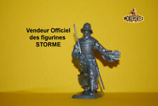 Mokarex - STORME - Feodal - Soldat Milice - 54 mm - Figurine Diorama