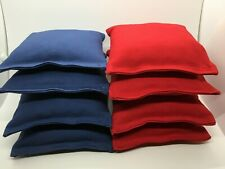 MADE IN USA   Set of 8 Cornhole Bags Regulation Size   20 Colors   Corn Filled