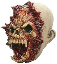 Open Mind Gruesome Bursting SKULL Latex Mask