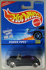 Hot Wheels 1:64 Scale 1996 Series POWER PIPES (5 HOLES)