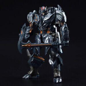 Megatron Transformer aciton figure toy model Jet Plane Decepticon King figurine