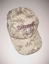 Cavender s Western Adult Unisex Camouflage Brown Baseball Cap Hat One Size  New 68331c81483