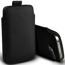 Universal Art Leather Gadget Black for Series Huawei Flip Cover Case