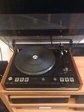 Thorens TD 126 Mk2 MkII Turntable Record Player + Shure M7 5e Cartridge +Stylus