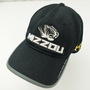 Mizzou UnderArmour Coldblack Ball Cap Hat Adjustable Baseball Adult Tigers
