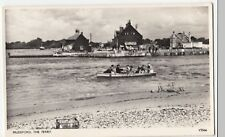 Dorset; Mudeford, The Ferry RP PPC, Unposted, By Photochrom