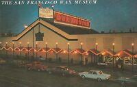 LAM(X) San Francisco, CA - Wax Museum at Fisherman's Wharf - Exterior - At Dusk