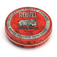 Reuzel Hollands Finest Pomade Water Soluble High Sheen 4 Oz