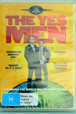 The Yes Men Brand New Sealed DVD MGM Rated M Region 4