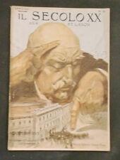Rivista Popolare Illustrata - Il Secolo XX - Anno XII - N° 11 - Novembre 1913