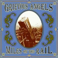 Miles On The Rail - Grievous Angels (CD Used Very Good)