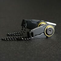 Key Ring Mini Zipper Knife Portable Tools Fordable Stainless Steel Edc Outdoor