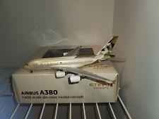 Etihad Airways A380 1:400 A6-ATA Die-cast model aircraft