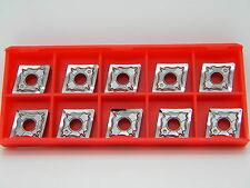 Wendeplatten für Aluminium, Kupfer, Kunststoffe CNMG 120 408 Alu K10